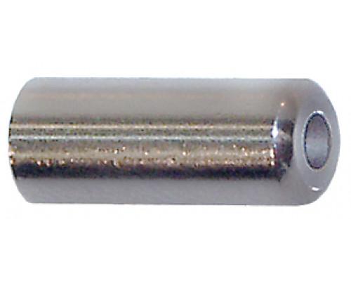 Колпачoк 5-370202 для рубашки тросика переключения 4,1мм фрезер. серебристый (банка 200шт) PROMAX