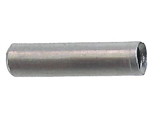 Колпачки/3аглушки 5-370283 на тросики универсальные алюминиевый 2,1/2,9х10,3мм (1000шт в пакете)