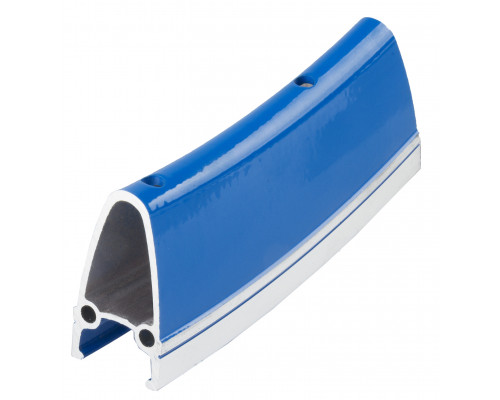 Обод .28″ 5-381044 двойной GBS (662х22/15,5x40 32 отверстия) для SINGLESPEED/FIXIE синий R4022 M-WAVE