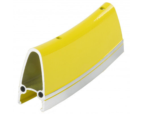 Обод .28″ 5-381046 двойной GBS (662х22/15,5x40 32 отверстия) для SINGLESPEED/FIXIE желтый R4022 M-WAVE