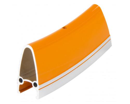 Обод .28″ 5-381047 двойной GBS (662х22/15,5x40 32 отверстия) для SINGLESPEED/FIXIE оранжевый R4022 M-WAVE