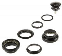 Рулевой набор 5-390310 сталь полукартридж 1 1/8″ AHEAD 28,6/34/30 черный NECO
