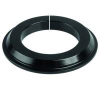 Рулевой адаптер 5-390366 с 1 1/8″ вилки на 1,5″ раму алюминиевый специальный дизайн для легкой установки черный