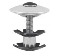 Паук 5-390571 диаметр 1 1/8″ с болтом для AHEAD-систем анодированный серебристый M-WAVE