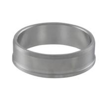Рулевой адаптер 5-390627 с 1″ на 1 1/8″ раму алюминиевый, серебристый, (в упаковка 2шт)