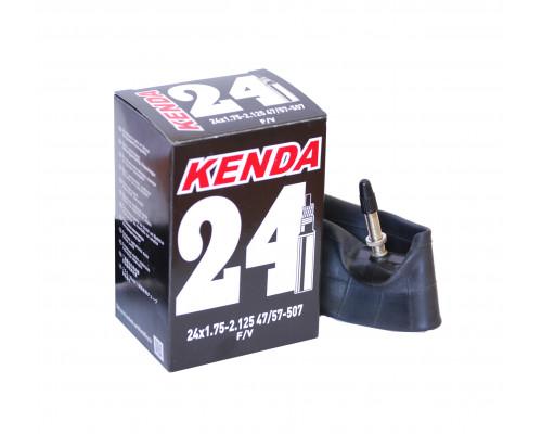 Камера 24″ спорт ниппель 5-511210 (5-516302) 1,75х2,125 (47/57-507) KENDA