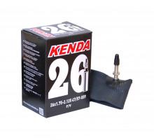 Камера 26″ спорт ниппель 5-511213 (5-516213) 1,75-2,125 (47/57-559) KENDA