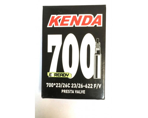 Камера 28″/700 спорт ниппель 5-511215 (5-516215) ″узкая″ 700х23/26 KENDA