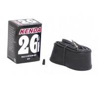 Камера 26″ спорт ниппель 5-511258 (5-516308) ″широкая″ 2,125-2,35 KENDA