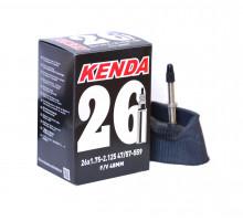 Камера 26″ спорт ниппель 48мм 5-511290 (5-516290) резьба 1,75-2,125 (40/57-559) KENDA