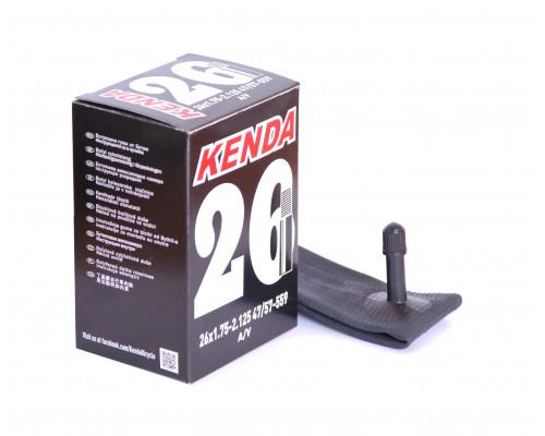 Камера 26″ авто ниппель 5-511313 (5-516313) 1,75-2,125 (47/57-559) KENDA