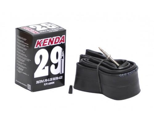 Камера 29″ спорт ниппель 48мм 5-511493 (5-516299) 1.9-2.35 (50/58-622) KENDA