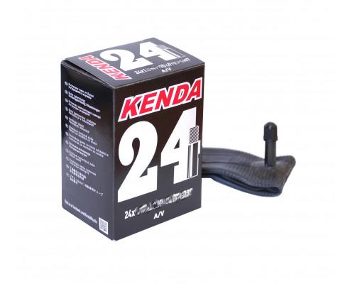 Камера 24″ авто ниппель 5-512341 ″широкая″ 2,30-2,60 (56/62-507) KENDA