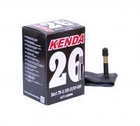 Камера 26″ авто ниппель 48мм 5-514123 (5-516314) 1,75-2,125 (47/57-559) KENDA
