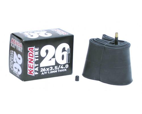 Камера 26″ авто ниппель 5-514401 для FAT BIKE 3,50-4,00 (86/98-559) узиленный толщина стенки 1,0мм KENDA