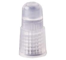 Колпачки для ниппеля 5-519960 FV (PRESTA) полупрозрачный пластик