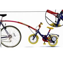 Крепление 5-640025 для детского велосипеда 12-20″ к подседельный штырю до 32кг красное (индивидивидуальная упаковка) TRAIL-GATOR