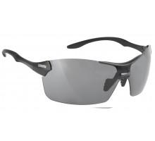 Очки 5-710915 солнцезащ+чехол+прозр. антиблик/желтые/красные линзы иридиевые черная оправа MIGHTY