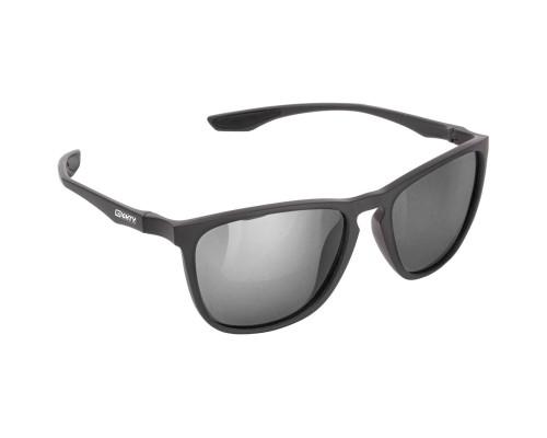 Очки 5-710917 солнцезащитные ПОЛЯРИЗАЦИОННЫЕ, затемненные. классический дизайн черные RAYON F1 MIGHTY