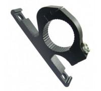 Флягодержатель/крепление 6-150002 для крепление флягодержателя на руль 25,4мм CD-02 алюминиевый черный OSTAND
