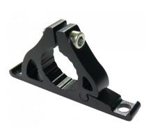 Флягодержатель/крепление 6-150070 для крепление на руль 22,2мм CD-07 алюминиевый черный OSTAND