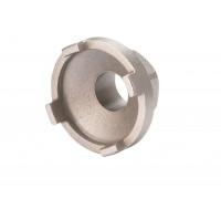Съемник для BMX трещотки 6-150402 YC-402 под 4-е шлица, сталь серебристый BIKEHAND