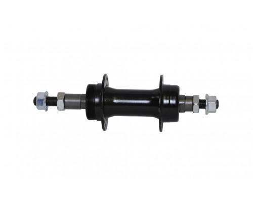 Втулка 6-160241 стальная задняя 36 отверстий 241R для трещетки с гайкой 135мм черная
