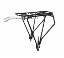Багажник 6-190036 алюминиевый CD-36X 24-29″ разборный, регулируемый для FAT велосипедов для дискового тормоза черный OSTAND