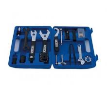 Набор 6-190056 инструментов GHT-056 универсальный 18 позиций профи в кейсе TECH