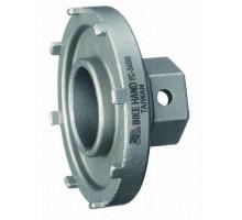 Съемник 6-190340 YC-34BB прижимного кольца электопривода Bosch Ø 50mm для электро велоСИПЕДОВ, серебристый BIKEHAND