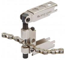 Выжимка 6-190399 для 7-11 скоростных цепей YC-399 запасной пин, 8/9/10мм, спиц. 3.2/3.3/3.5/4,0мм BIKEHAND