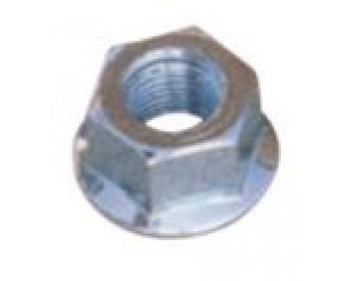 Гайка 6-306 оси 3/8″х26TPI сталь (для втулок 5-325021/26, 6-775/6-776 и т.п.)