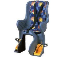Сиденье 6-639156 детское SF-928L на багажник до 22кг серое