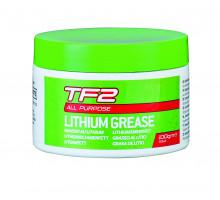 Смазка 7-03004 литиевая TF2 LITHIUM GREASE густая для всех типов подшипников 100г WELDTITE