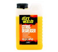 Очиститель 7-03022 для цепи/переключателей/роликов DIRTWASH CITRUS DEGREASER жидкий 1л WELDTITE