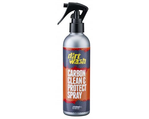 Очиститель 7-03062 ″2в1″ + защита для карбоновых рам DIRTWASH 250мл с триггером WELDTITE
