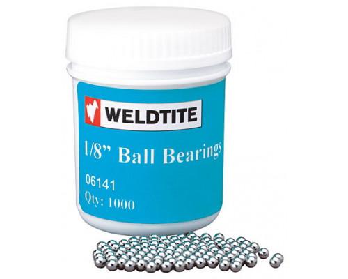 Подшипник 7-06143 передней втулки 3/16″ 500 шариков в баночке WELDTITE