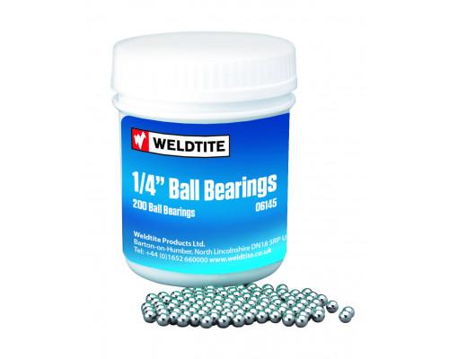 Подшипник 7-06145 задней втулки и каретки 1/4″ 200 шариков в баночке WELDTITE