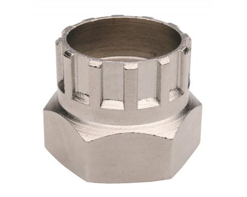 Съемник кассеты 7-06395 серебристый сталь профи CYCLO
