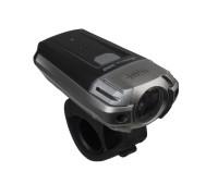 Фара 8-12002320 1диод CREE 300люмен/4функции A-Solaris Li-Pol АКБ 1200 MAh USB-зарядка+крепеж к шлему черная AUTHOR