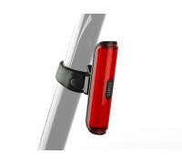 Фонарь 8-12039149 задний 360' видимость 6функций A-PILOT USB CobLed 50Lm красный вертикальный/горизонтальный USB аккум.Li-ion 500 mAh AUTHOR