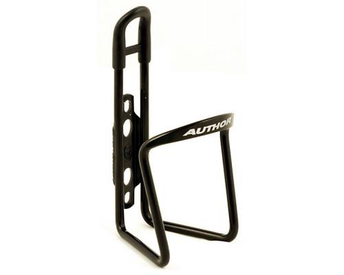 Флягодержатель 8-14000201 ABC-13N Black алюминиевый черный AUTHOR