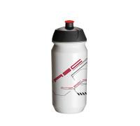 Фляга 8-14064017 100% биопластиковая AB-Tcx-Shiva X9 0.6л бело-красная TACX/AUTHOR (Голландия)