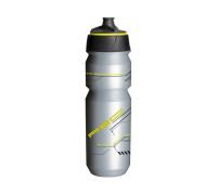 Фляга 8-14064221 100% биопластик суперсосок AB-Tcx-Shanti X9 0.85л серебристо-неоновая TACX/AUTHOR(Голландия)