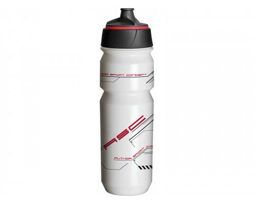 Фляга 8-14064222 100% биопластик суперсосок AB-Tcx-Shanti X9 0.85л бело-красная TACX/AUTHOR(Голландия)