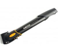 Насос 8-18101032 алюминиевый AAP Twin 2 овальный 2 головки Т-ручка 275мм, 148г черный AUTHOR