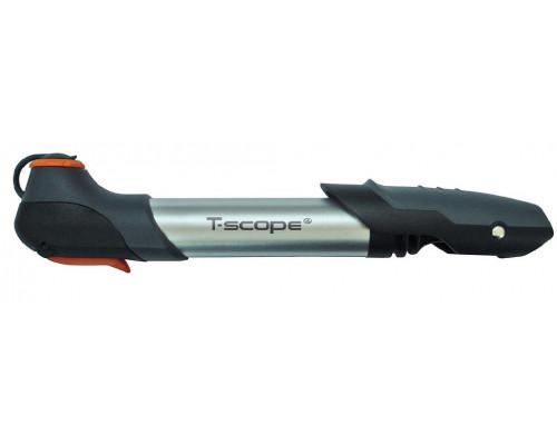 Насос 8-18101060 пластиковый AAP T-scope телескопический универсальная головка с колпачком Т-ручка серебристый AUTHOR