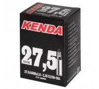Камера 27,5″ спорт ниппель 48мм 5-516265 (5-511265) 2,00-2,35 (52/58-584) KENDA