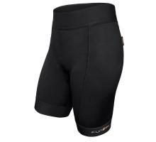 Велошорты 12-813 женские Bondeno S-1251-B13 Black Women Active 8 panel Shorts с памперсом B13 черные размер M FUNKIER
