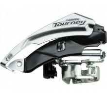 Суппорт/переключатель передний TOURNEY EFDTY510TSX6 2-4510 универсальная тяга, универсальный хомут, 48з 66-69` TY510 SHIMANO